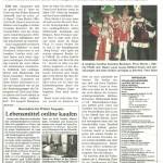 Wochenspiegel Dreigestirn